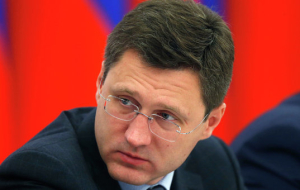 Novak: only Gazprom can meet the needs of Kiev in gas in winter