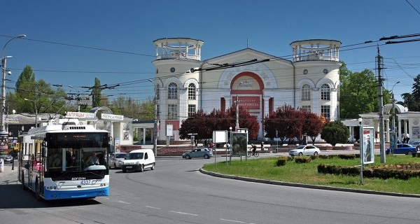 "In Simferopol passed the ""anti-blockade"" rally of the Crimean Tatars"