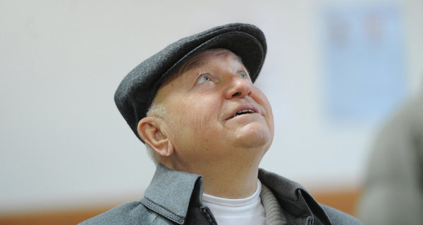 Ex-Moscow mayor Yury Luzhkov is not going to return to politics