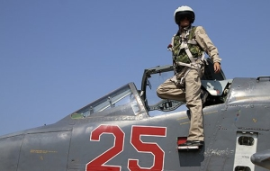 The Syrian army went on the offensive with the support of Russian aviation