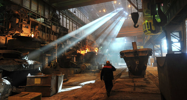 MMK for 9 months has reduced steel production by 6.2%, to 9,338 million tons