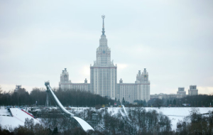 "Rector of Moscow state University: it's time to implement the project ""Sparrow hills"""