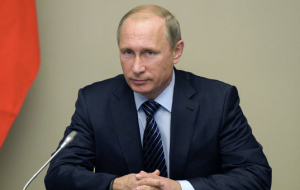 Putin invited the crown Prince of Abu Dhabi to discuss the situation in Syria
