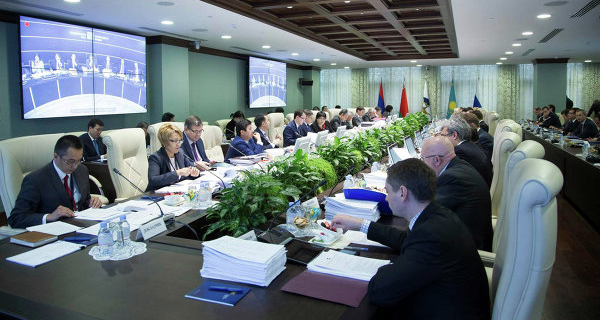 ECE discusses the possibility of organizing a FTA with Latin America