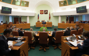 The city Duma adopted in the first reading the law on the budget of Moscow for 3 years