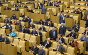 The Committee of the state Duma has approved the amendment of the President about strengthening of struggle against corruption