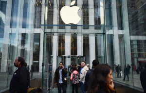 Apple's net profit amounted to 11.1 billion dollars
