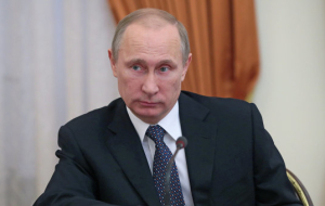 Putin: it is necessary to improve the system of control over execution of the state defense order