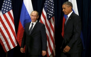 Putin and Obama have begun bilateral meeting, the first in two years