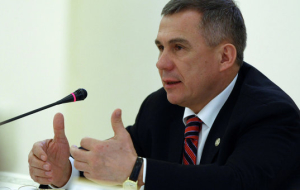 Minnikhanov: Tatarstan should become attractive for investors