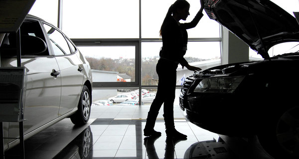 NBCH: car loans in Russia in the third quarter fell by a third