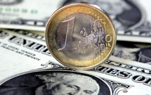Weak Euro is rising against the dollar after falling on the statements of the ECB President