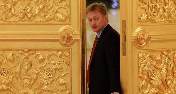 Peskov: Russia will be presented at the forum on gas in Iran