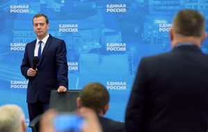 The United Russia party asked Medvedev to index pensions a second time