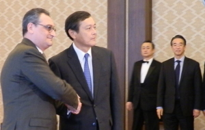 Consultations of Russia and Japan on the level zamglavy foreign Ministry held in Moscow