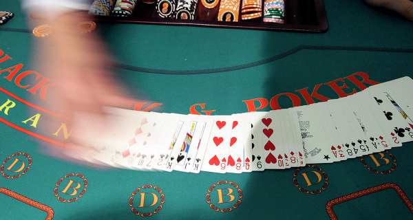 First casino with a Spa opens in Primorye