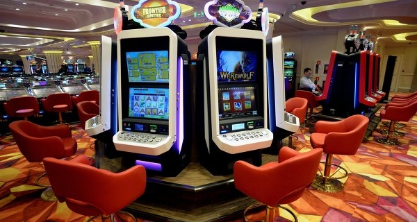 All rooms at hotel first casino in the Primorye territory by the end of the year