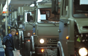 KamAZ expects to increase its market share of trucks