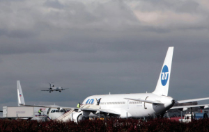 """UTair"" has stopped sale of tickets to Ukraine"
