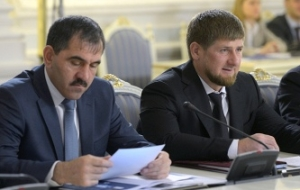 Kadyrov, accused Turkey of helping terrorists