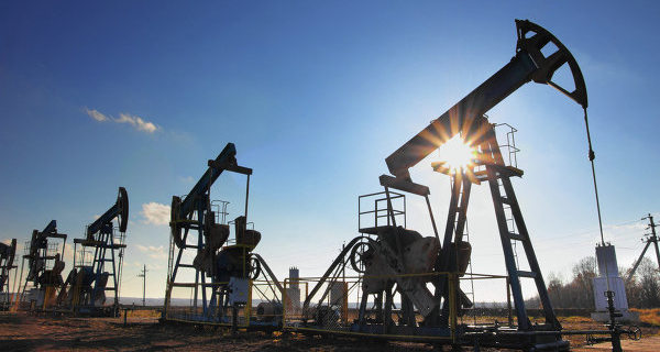 World oil prices continue to react to the message on reserves in the U.S.