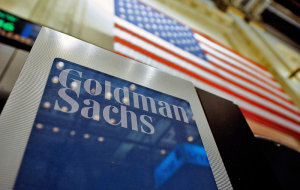 Goldman Sachs predicted a continued upswing of the U.S. economy