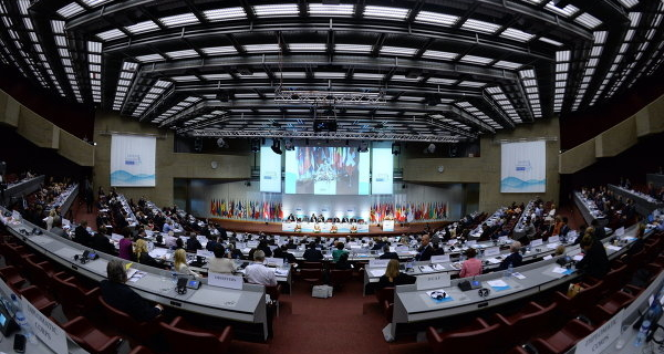 Meeting of parliamentarians of Russia and Ukraine cancelled