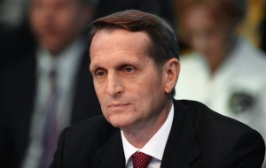 At Naryshkin no data on possible involvement of Putin in the meeting of the state Duma and the Federation Council