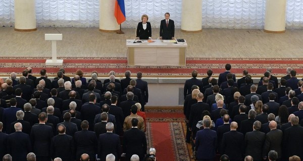 The meeting of the Council of Federation and the state Duma: the Tribunal for terrorists and the death penalty