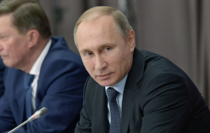Putin: Russia will grow and develop