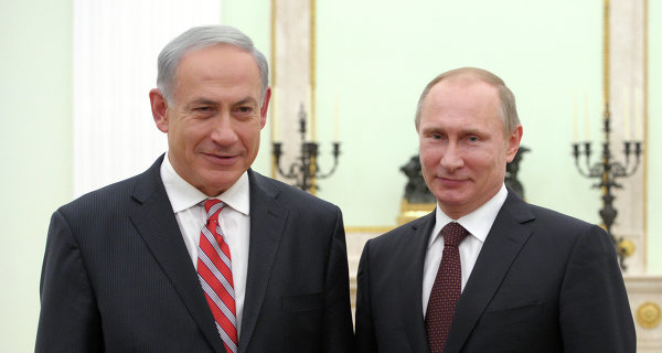 Putin on 30 November, will meet with Netanyahu in Paris