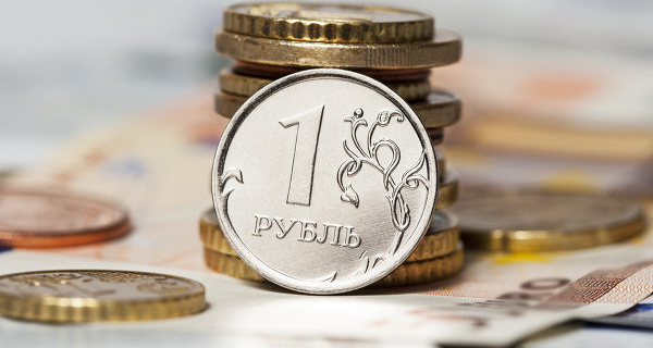 The night grew ruble against the dollar and lost against Euro in consolidation