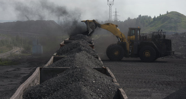 Kommersant: Russian coal to Ukraine stopped to pass the border