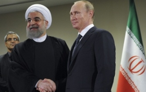 Putin will speak at the summit of gas exporting countries in Tehran