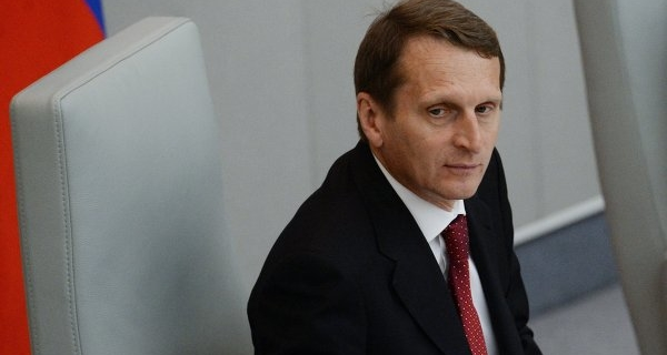 Naryshkin: Putin in the message to the Federal Assembly will relate to the themes of combating terrorism