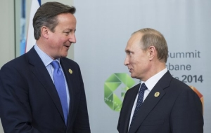 Media: Cameron hopes for positive outcome from meeting with Putin