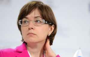 Yudaeva: the situation in the Russian banking sector managed to maintain a stable