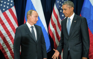 The white house does not preclude communication between Obama and Putin in Antalya and Paris