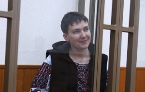 Witness in court: Savchenko was wounded when he was captured by the militia DND