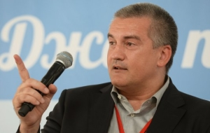 Feldman was suspended for the period of the inspection the Deputy Minister of energy of Crimea