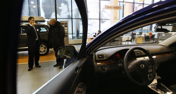 The used car market in October has decreased on 11%