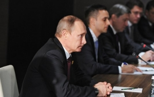 Putin: need to work on the prevention of terrorist attacks on a global scale
