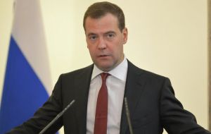 Medvedev: the participants in the primaries are required to report foreign assets