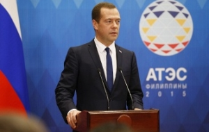 Medvedev at a meeting with Singaporean colleague proposed to discuss bilateral relations