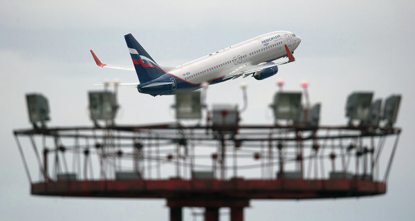 Aeroflot Russian airlines changes flight schedule due to the prohibition of transit over Ukraine