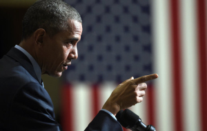 Obama: U.S. will not continue to restrict purchases of Iranian oil