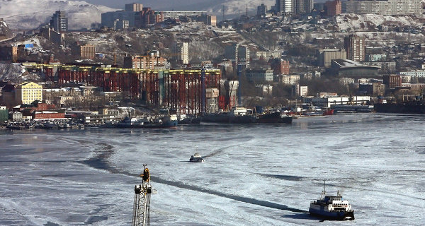 China Petrochemical Development is interested in the port of Vladivostok