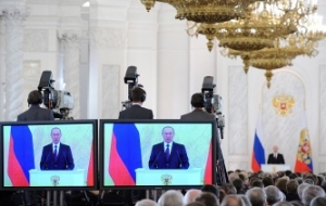 Klintsevich: Mr Putin in the message to offer innovative solutions to current problems