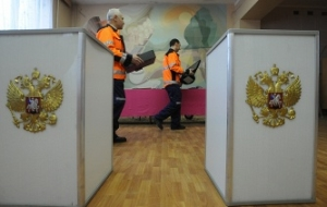 Churov: more than 200 million ballot papers printed for the elections to the state Duma in 2016