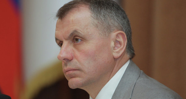 The head of the Crimean Parliament refused to receive a salary and travel allowance